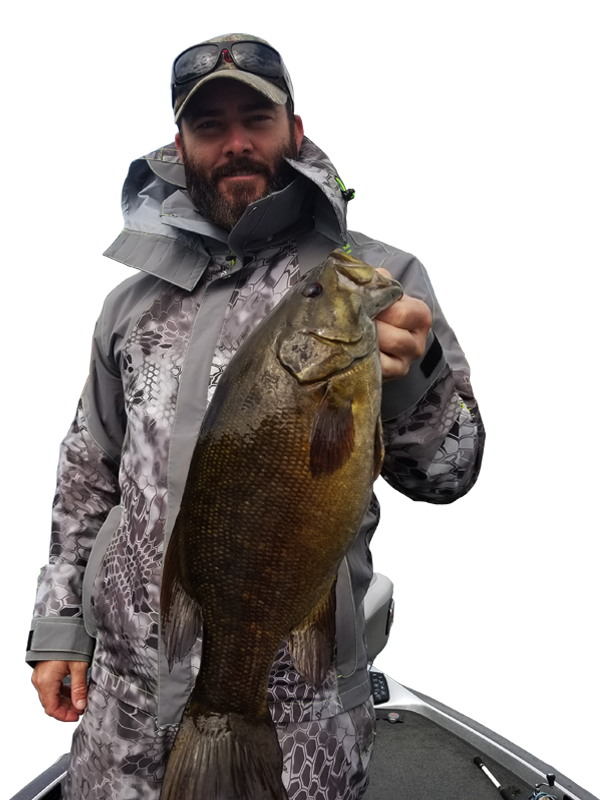 Northern Wisconsin Trophy Smallmouth